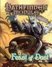 Pathfinder: Module: Feast of Dust