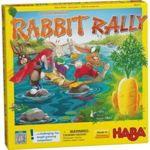 Rabbit Rally Board Game