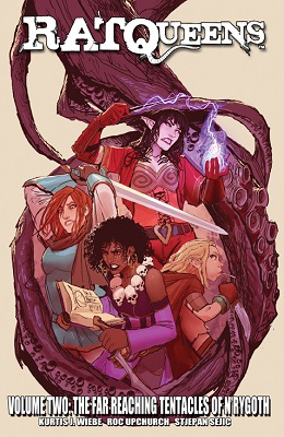 Rat Queens: Volume 2: Far Reaching Tentacles of Nrygoth TP