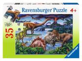 Dinosaur Playground Puzzle: 08613