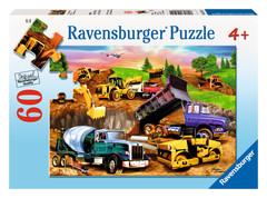 Construction Crowd Puzzle: 09525