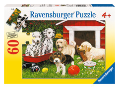 Puppy Party Puzzle: 09526