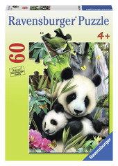 Panda Family Puzzle: 09608