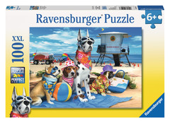 No Dogs on the Beach Puzzle: 10526