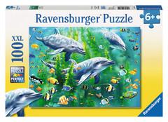 Dolphin Trio Puzzle: 10605