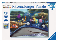 Disney Pixar Collection: Nemo and his Friends 100pc Puzzle: 10912