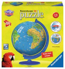 Childrens Globe 3D Puzzle: 12328