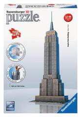 Empire State Building 3D Puzzle: 12553