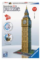 Big Ben 3D Puzzle: 12554