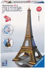 Eiffel Tower 3D Puzzle: 12556