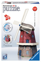 Windmill 3D Puzzle: 12563