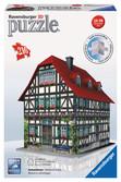 Medieval House 3D Puzzle