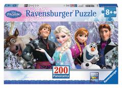 Frozen Friends Puzzle: 12801