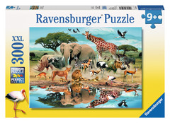 Watering Hole 300pc Puzzle: 13107