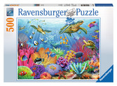Tropical Waters Puzzle: 500 PC - 14661