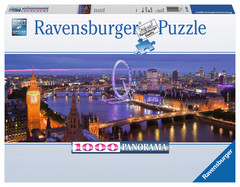 London at Night 1000pc Puzzle: 15064