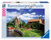 Windmill Country 1000pc Puzzle: 15786