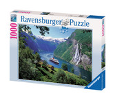Norwegian Fiord 1000pc Puzzle: 15804