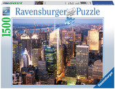 Midtown Manhattan, NYC 1500pc Puzzle: 16226