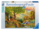Idyllic Wildlife 2000pc Puzzle: 16620