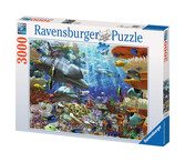 Oceanic Wonders 3000pc Puzzle: 17027
