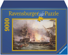 Bombardment of the Alg 9000 pc Puzzle: 17806