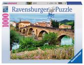 Puente la Reina, Spain 1000pc Puzzle: 19425