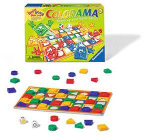 Colorama Board Game