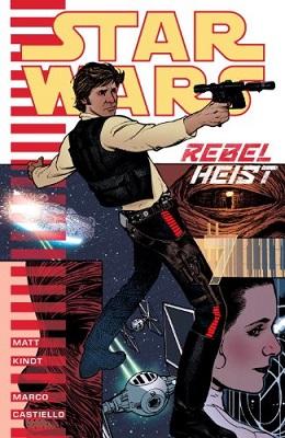 Star Wars: Rebel Heist (2014) Complete Bundle - Used