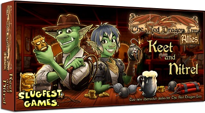 Red Dragon Inn: Allies Keet and Nitrel