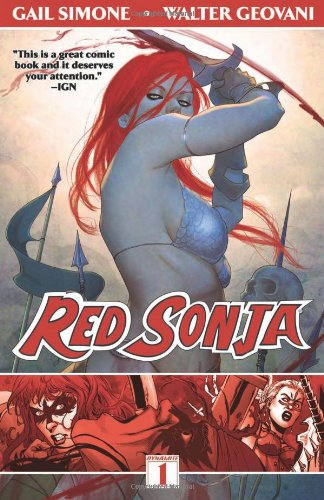 Red Sonja: Volume 1: Queen of Plagues TP