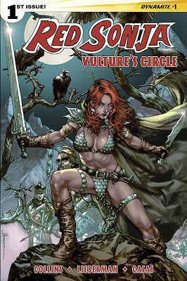 Red Sonja: Vultures Circle: no. 1