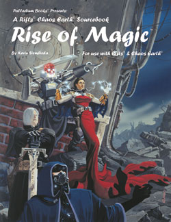 Rifts: Rise of Magic - Used