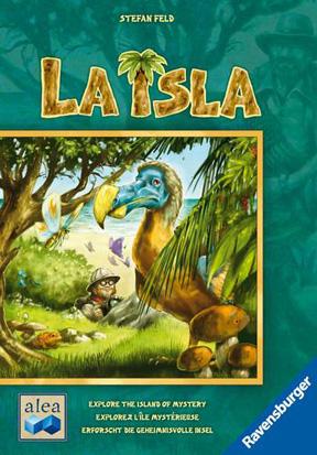 La Isla Board Game - USED - By Seller No: 11222 Chris Venturini