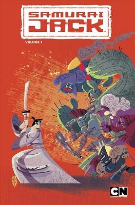 Samurai Jack: Volume 1 TP