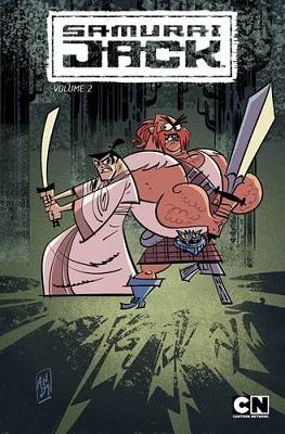 Samurai Jack: Volume 2: Scotsmans Curse TP