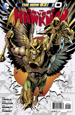 The Savage Hawkman Complete Bundle (Issues 0-5)