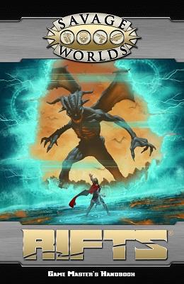 Savage Worlds: Rifts: Game Masters Handbook