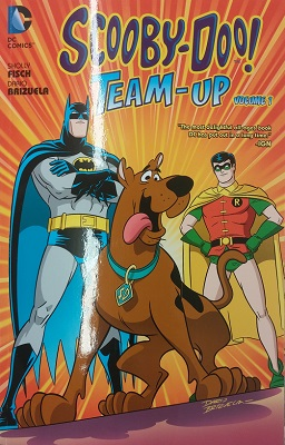 Scooby Doo: Team Up: Volume 1 TP