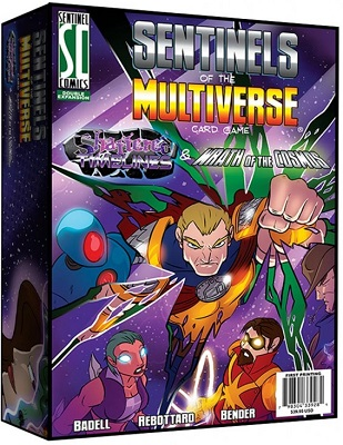 Sentinels of the Multiverse: Shattered Timeline and Wrath of the Cosmos