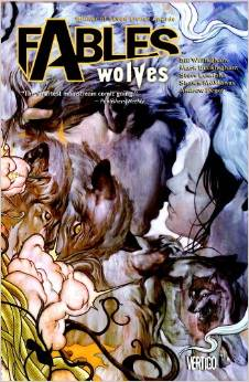 Fables: Volume 8: Wolves TP