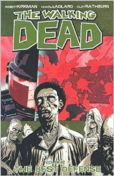The Walking Dead: Volume 5: The Best Defense