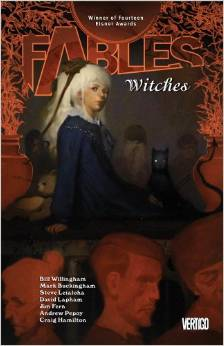 Fables: Volume 14: Witches TP - Used