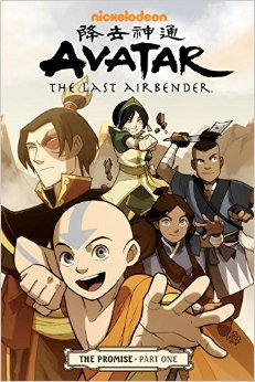 Avatar: the Last Airbender: Volume 1: the Promise Part One TP