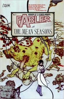 Fables: Volume 5: the Mean Seasons TP