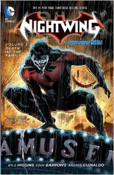 Nightwing: Volume 3: Death of the Family TP