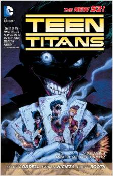 Teen Titans: Volume 3: Death of the Family TP - Used
