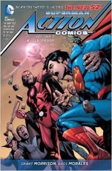 Superman Action Comics: Volume 2: Bulletproof HC - Used