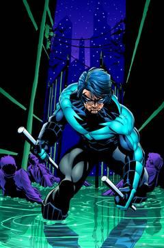 Nightwing: Volume 1: Bludhaven TP