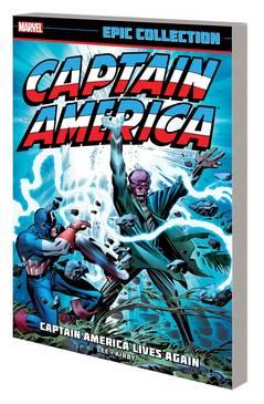Captain America Epic Collection: Captain Lives Again TP